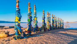 Voyage Baikal - Ile Olkhon