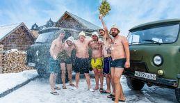 Moscou - Visite 2 en 1 au banya