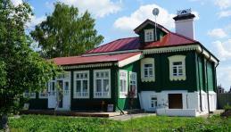 Hébergement Souzdal - Maison Dymov Verte