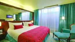 Hotel Saint-Pétersbourg - Domina Prestige
