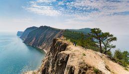 Voyage Baikal - Cap Khoboï
