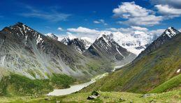 Voyage Altaï - Beloukha Monts Katoun