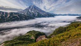 Voyage Kamtchatka - Monts Vatchkazhets