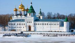 Voyage Kostroma - Monastère Ipatiev