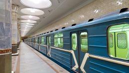 Voyage Moscou - Metro Kievskaya