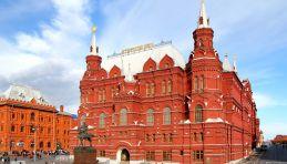 Visite Moscou - Musée historique d'Etat