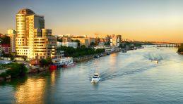 Voyage Rostov sur le Don - Panorama