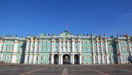 Voyage Saint-Pétersbourg - Ermitage
