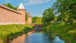 Voyage Smolensk - Ancienne forteresse