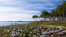 Voyage Iles Solovki - Labyrinthe de pierres