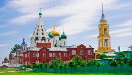Voyage Kolomna - Kremlin