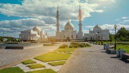 Voyage Bolgar - Mosquée blanche