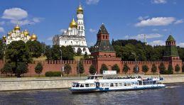 Croisiere Moscou - Kremlin