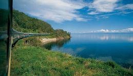 Voyage Moscou-Vladivostok - Transsibérien