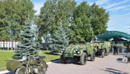 Visite Moscou - Musée des Chars
