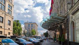 Hébergement Moscou - Hôtel Pierre Ier