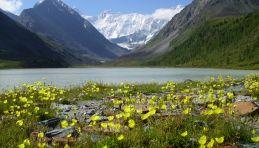 Voyage Altaï - Paysage