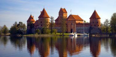 Voyage Lituanie - Trakaï
