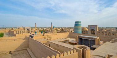 Voyage Asie centrale, Ouzbékistan - Khiva