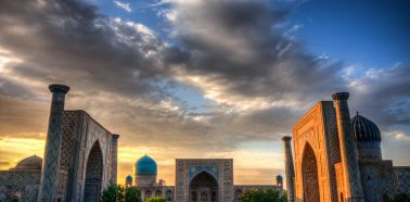 Voyage Ouzbékistan - Samarcande