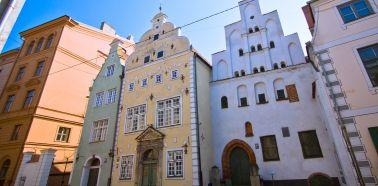 Voyage Lettonie - Riga - Vieille ville