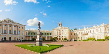 Voyage Saint-Pétersbourg - Palais de Pavlosk - Panorama © Shutterstock