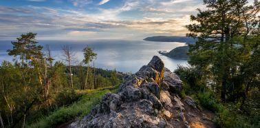 Lac Baïkal - Pic Tchersky