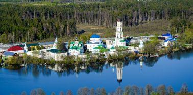 Kazan - Monastère de la Vierge Raifa