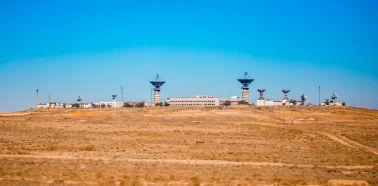 Cosmodrome de Baïkonour, Kazakhstan