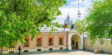 Palais des Boyards Romanov - Visite Moscou, Russie