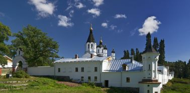 Voyage Ile Valaam - Monastère