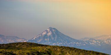 Voyage Kamtchatka - Volcan de Moutnovsky