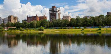 Voyage Russie, Transsibérien, Krasnodar - Sur les berges de la rivière Kouban