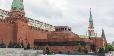 Voyage Moscou - Mausolée de Lénine