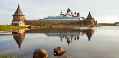 Voyage Russie, Iles Solovki - Monastère Solovetsky
