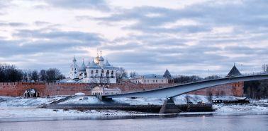 Voyage russie, anneau d'argent, Veliki Novgorod - Kremlin