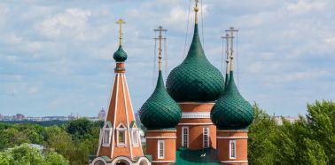 Voyage Yaroslavl - Eglise de l'Archange Saint-Michel