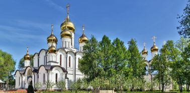 Voyage Pereslavl-Zalesski - Monastère Nikolski