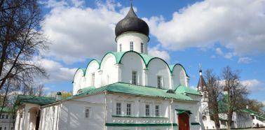 Voyage Russie, Anneau d'Or, Alexandrov - La cathédrale de la Trinité