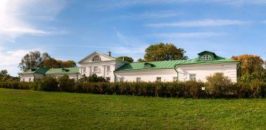 Voyage Russie - Autour de Moscou - Domaine de Leon Tolstoï à Yasnaia Poliana