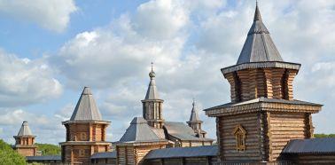 Voyage Russie - Le monastère Trifonov Petcherski