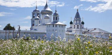 Voyage Russie, Anneau d'Or, Pereslavl-Zalesski - Le monastère Nikitski