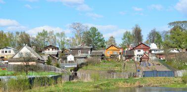 Voyage Russie, Anneau d'or, Alexandrov - Panorama pittoresque de la ville