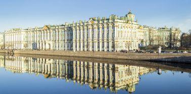 Saint-Pétersbourg - Le musée de l'Ermitage