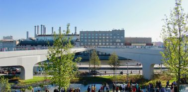 Visite Moscou - Parc Zariadié