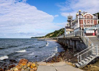 Voyage Kaliningrad - Svetlogorsk