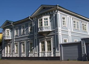 Voyage Irkoutsk - Musée des Décembristes