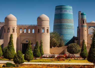 Voyage Ouzbekistan - Khiva