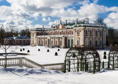 Voyage Estonie - Tallinn - Palais Kadriorg