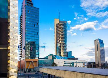 Voyage Vilnius - Quartier d'affaires
